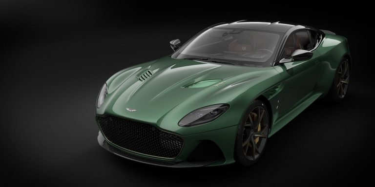 Aston Martin remembers Le Mans glory with DBS limited edition