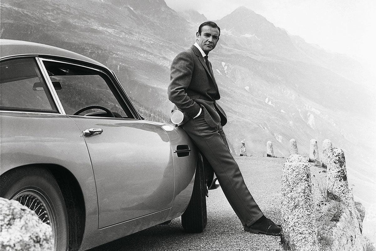 Aston Martin James Bond The Car Expert