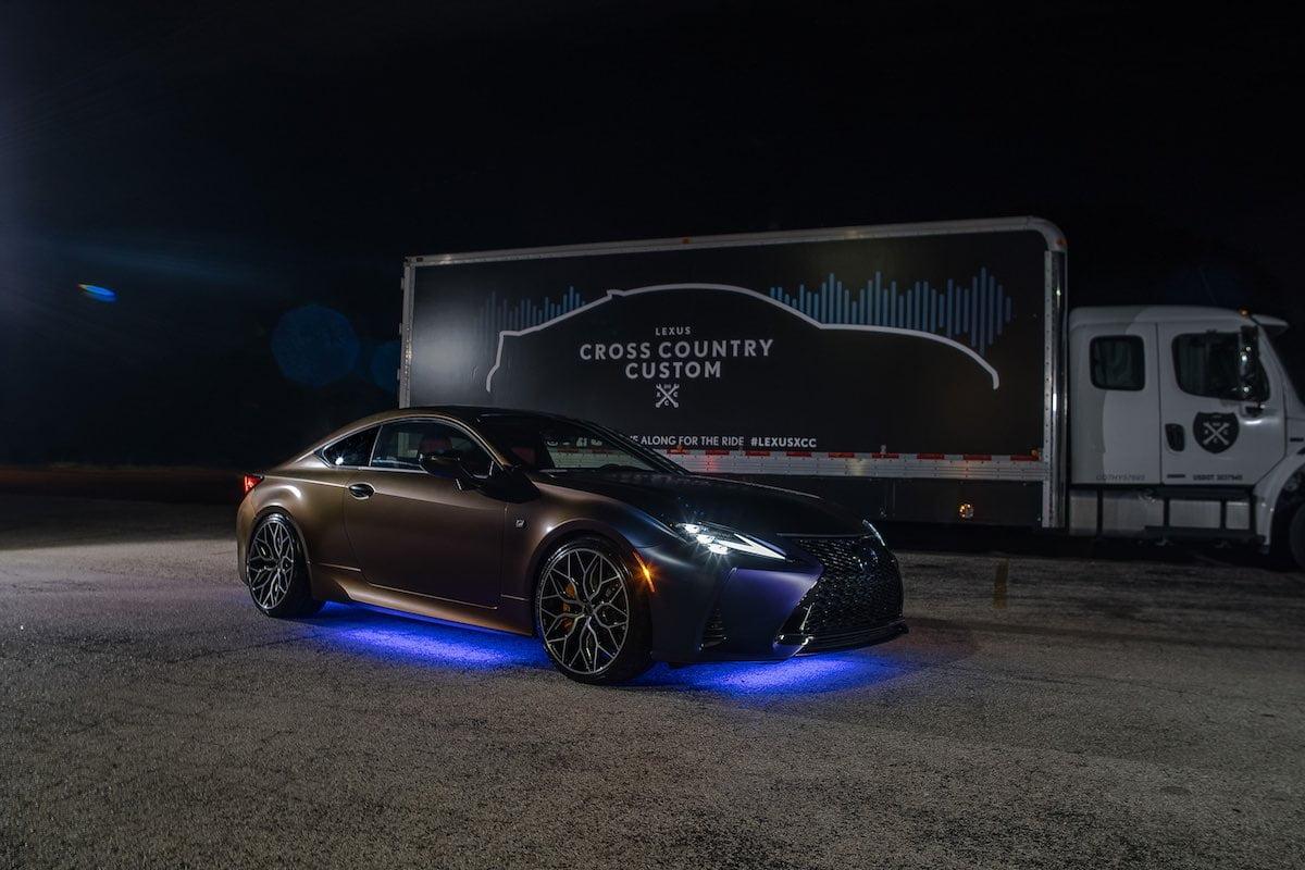 Lexus RC - SEMA 2018