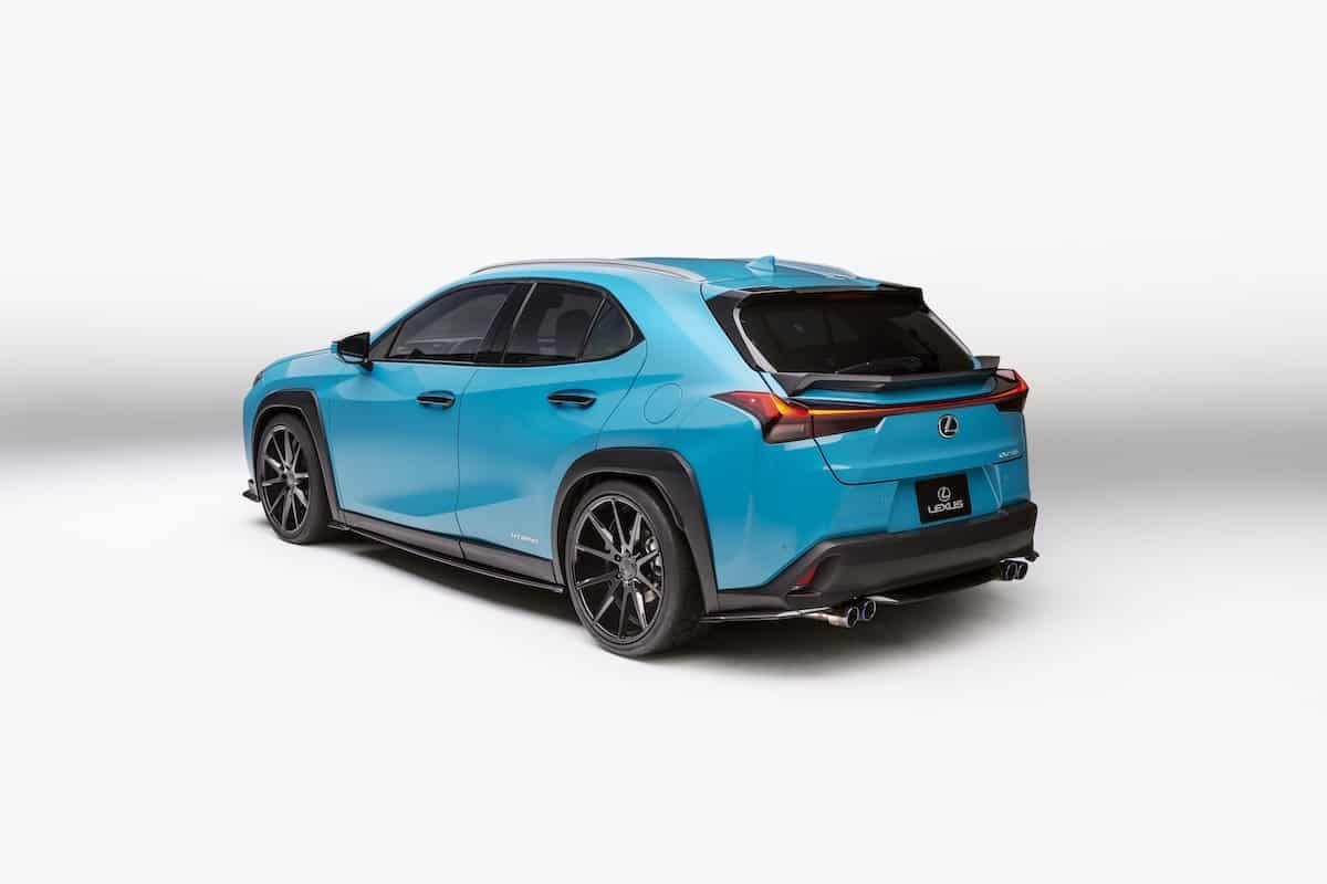 Lexus UX - SEMA 2018 02