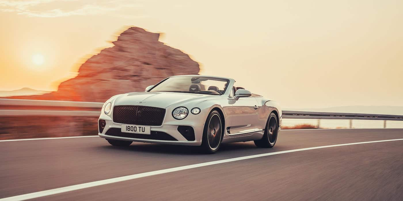 Bentley Continental GT convertible wallpaper | The Car Expert