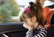 Child car sickness | The Car Expert