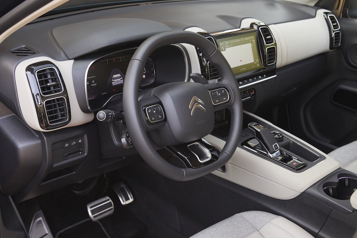 Citroën C5 Aircross dashboard | The Car Expert