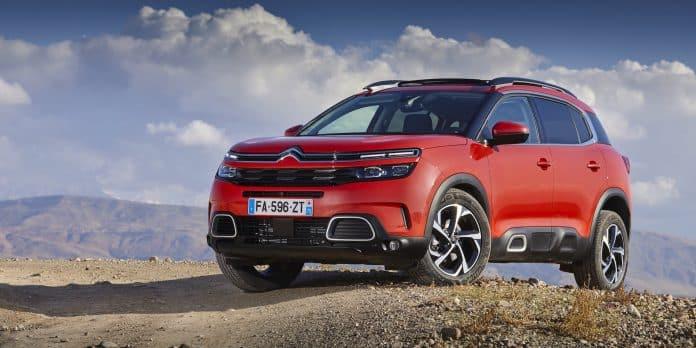 Citroën C5 Aircross review wallpaper | The Car Expert