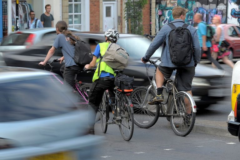 'Cyclist-aware' drivers should get cheaper car insurance
