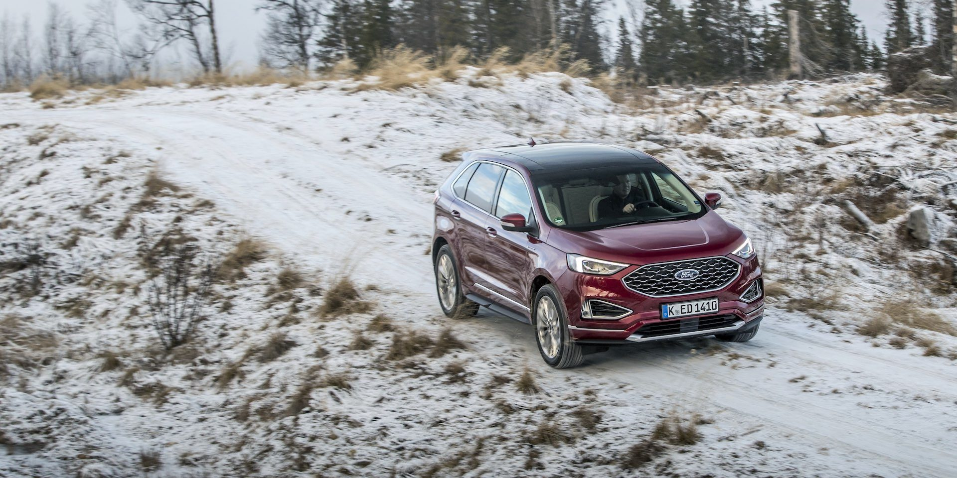 2019 Ford Edge test drive wallpaper   The Car Expert