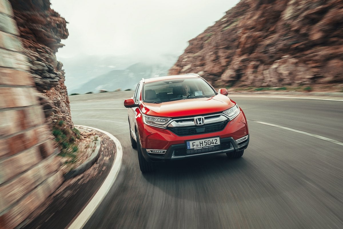 2019 Honda CR-V review (The Car Expert)
