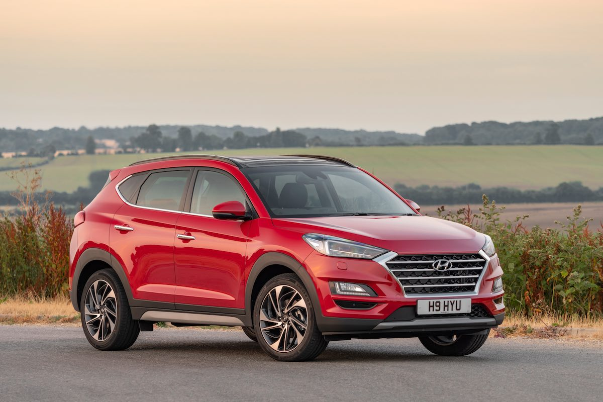 2019 Hyundai Tucson front | The Car Expert