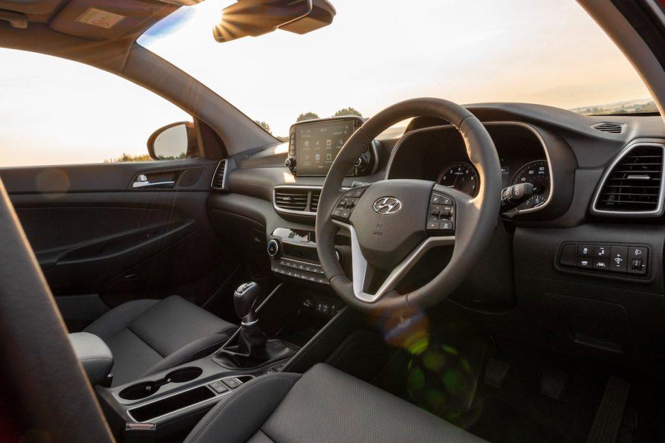 2019 Hyundai Tucson interior | The Car Expert