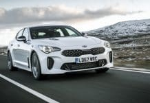 Kia Stinger GT-Line wallpaper | The Car Expert