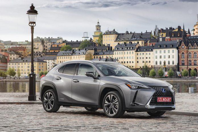 Lexus UX press release November 2018
