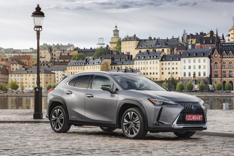 The Lexus UX design story: from concept to head-turning crossover