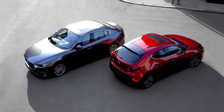 Clever engines and smart looks for all-new Mazda 3