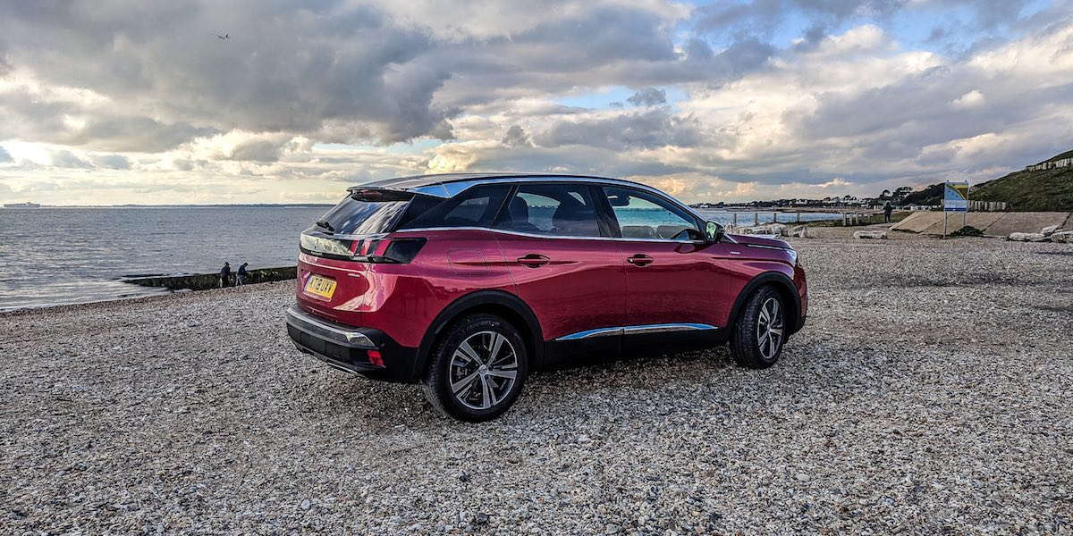 Peugeot 3008 SUV long-term review - rear