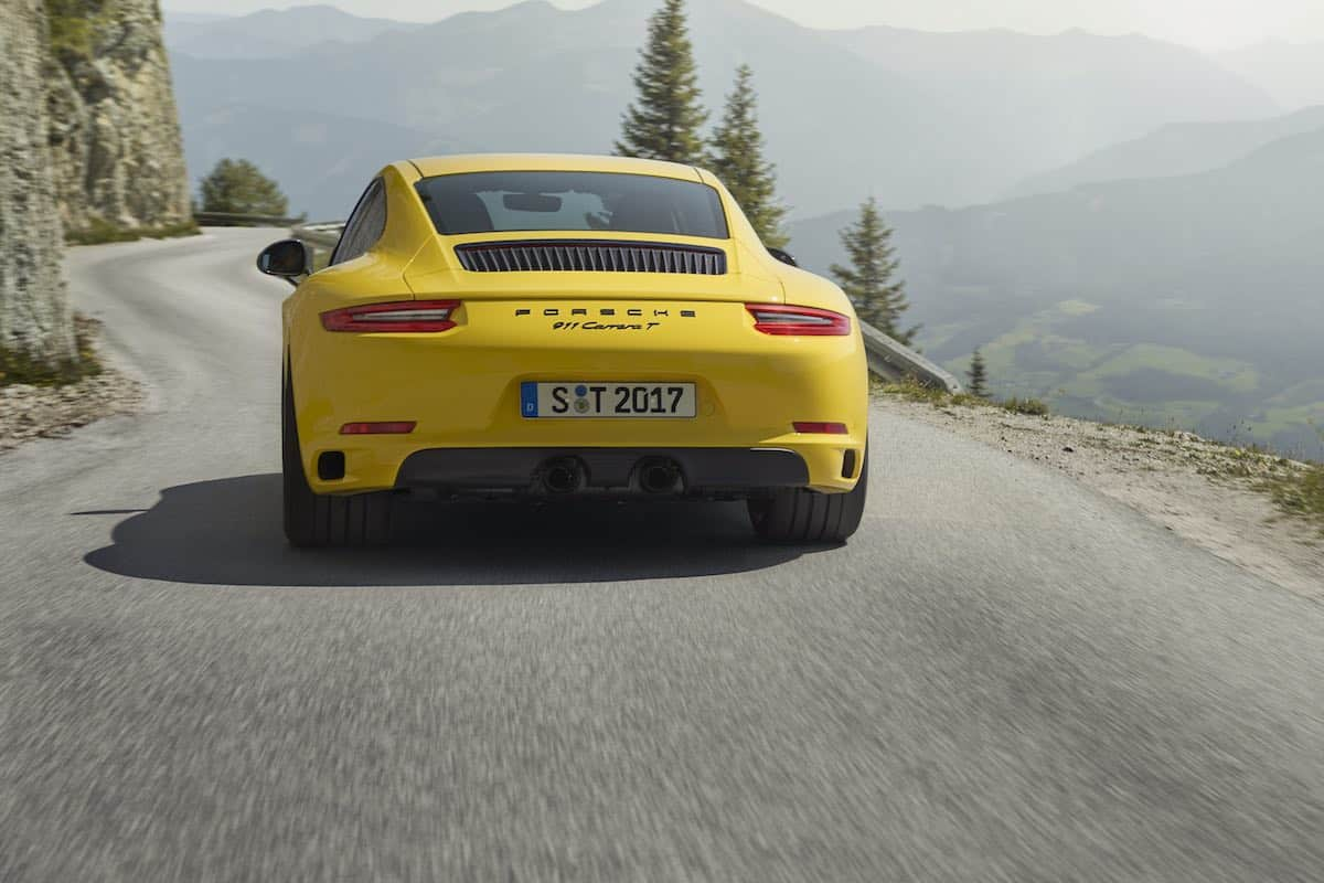 Porsche 911 Carrera T review 2018 | The Car Expert