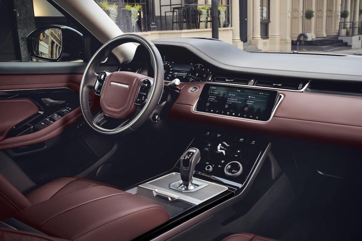 2019 Range Rover Evoque interior | The Car Expert