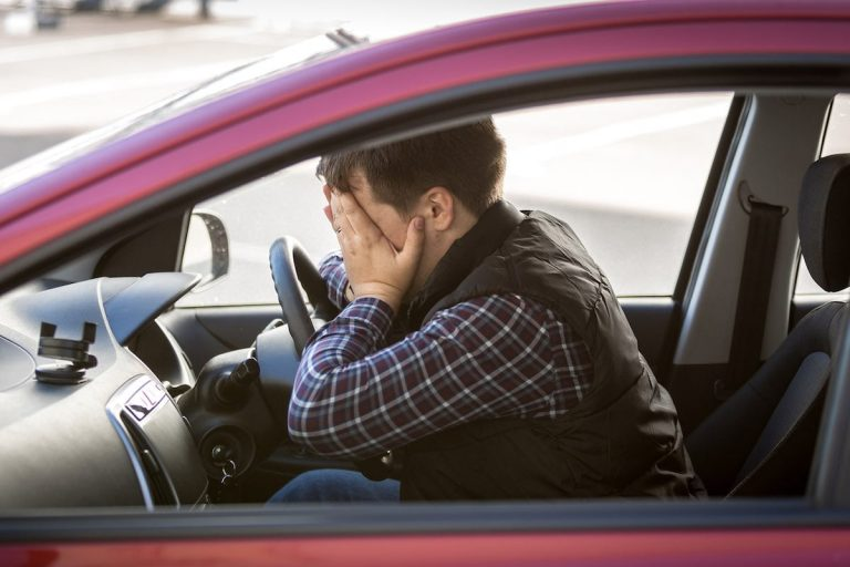 Falling asleep at the wheel causes a quarter of all fatal crashes