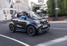 Smart EQ ForTwo cabriolet wallpaper | The Car Expert