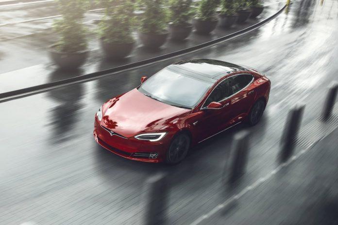 Tesla Model S - November 2018