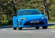 Toyota GT86 Blue Edition wallpaper | The Car Expert