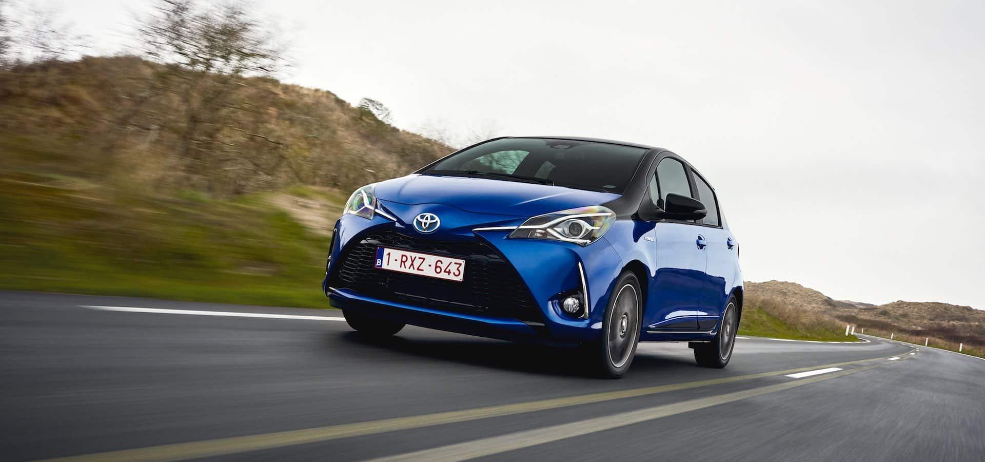 Toyota Yaris Hybrid test drive | car reviews 2018 | The Car Expert