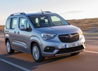 Vauxhall Combo Life wallpaper | The Car Expert