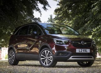 Vauxhall Crossland X Ultimate November 2018