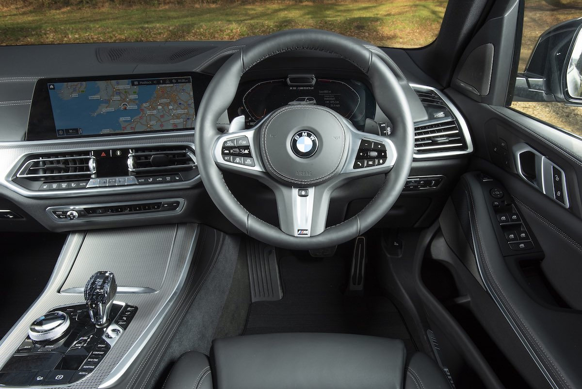 2019 BMW X5 dashboard | The Car Expert