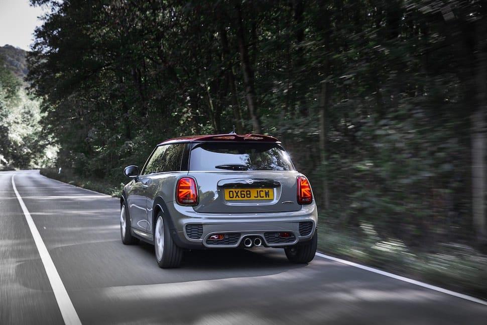 2019 Mini hatch John Cooper Works on-road