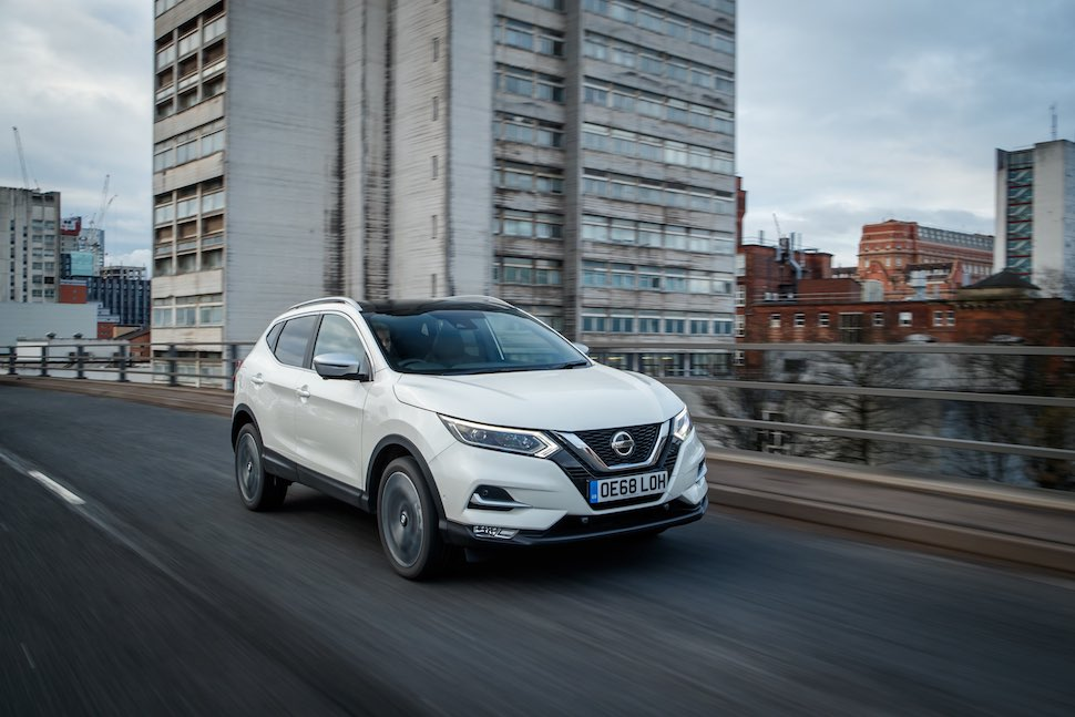 2019 Nissan Qashqai - on-road