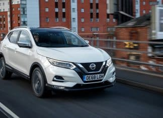 2019 Nissan Qashqai wallpaper | The Car Expert