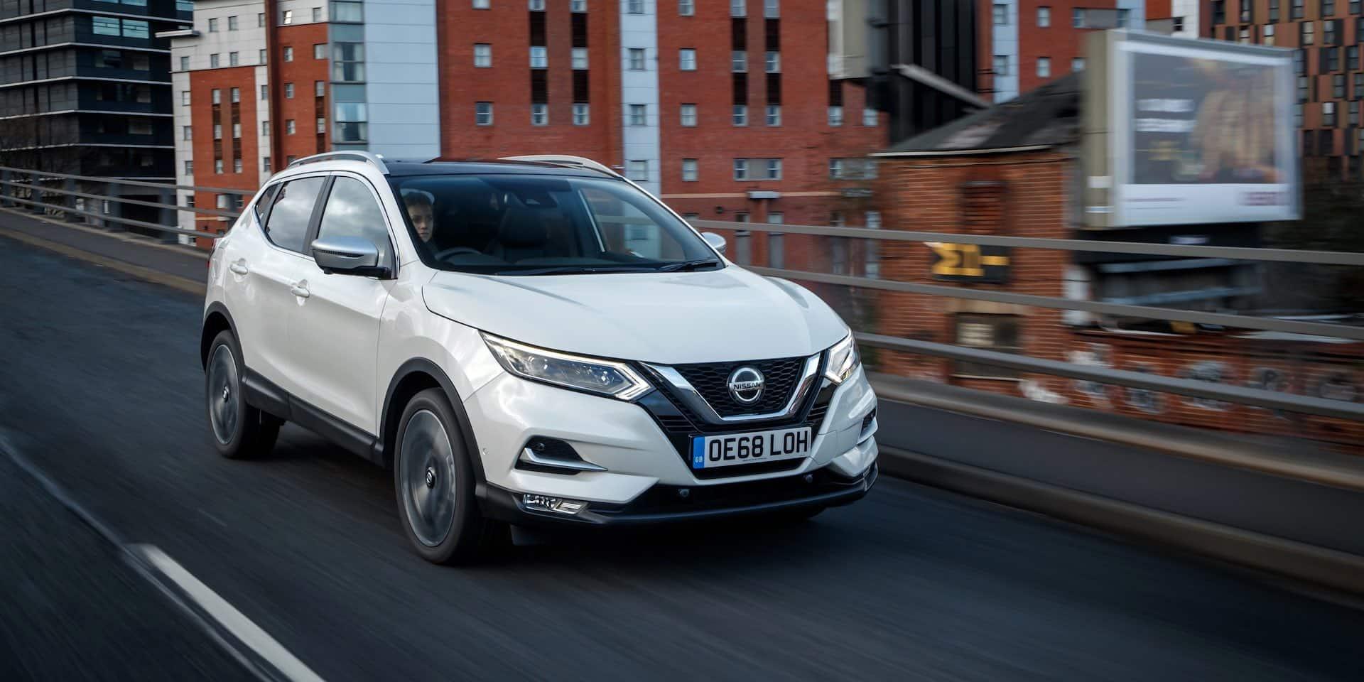 2019 Nissan Qashqai test drive | New car reviews | The Car ...