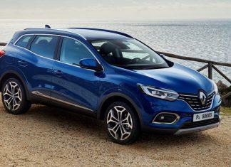 2019 Renault Kadjar - front