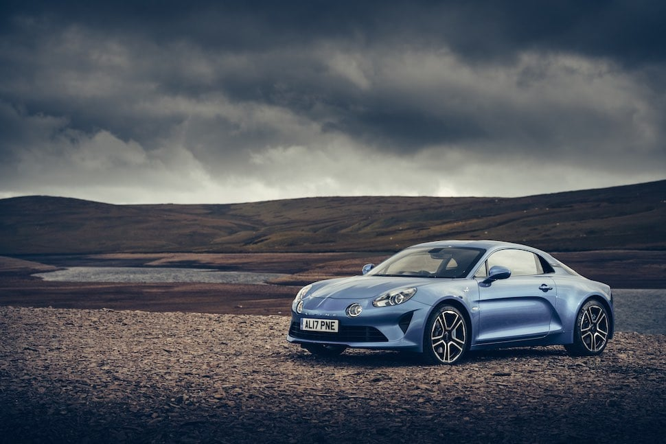 Alpine A110 front   The Car Expert