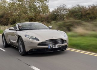 2019 Aston Martin DB11 Volante wallpaper | The Car Expert