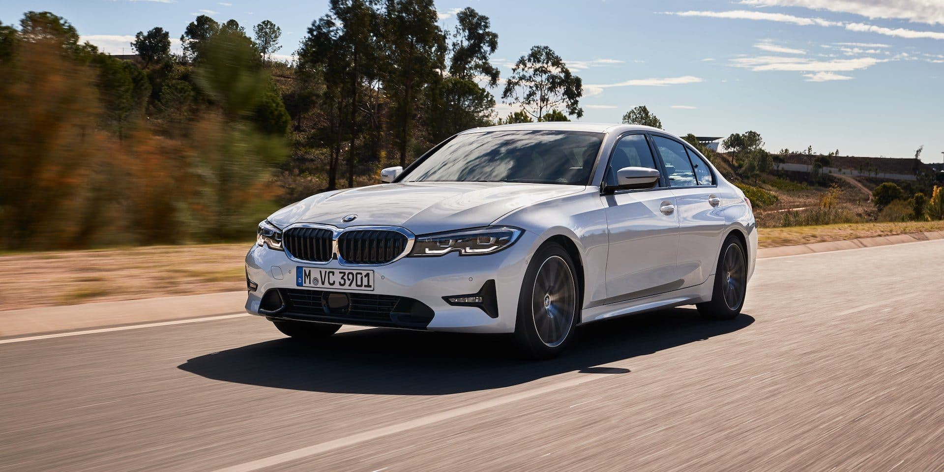 BMW 3 Series test drive | The Car Expert