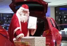 This guy understands Christmas shopping