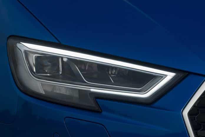 Daytime running lights - Audi