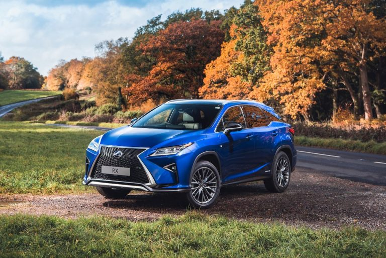 Lexus launches revised RX and NX SUV ranges for 2019