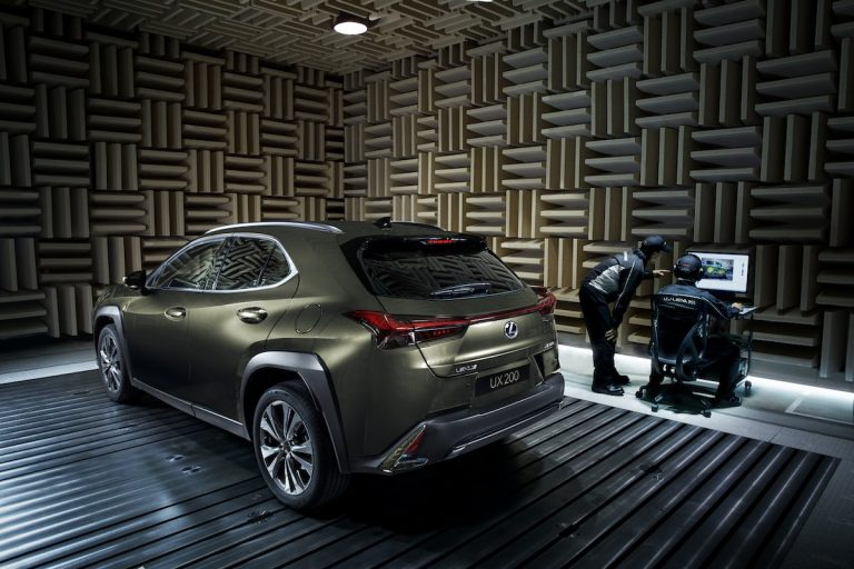 Seven stand-out details of the new Lexus UX
