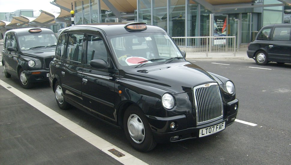 One diesel black cab can produce as much pollution as 30 diesel passenger cars