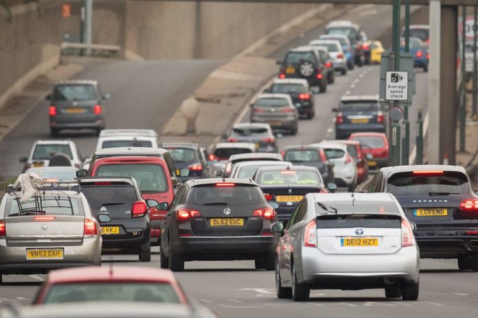 Lots of traffic congestion expected this Christmas