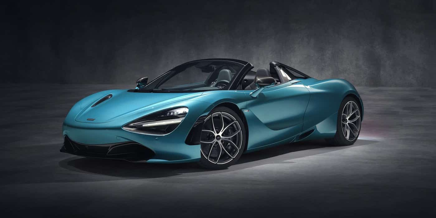 McLaren 720S Spider wallpaper | The Car Expert