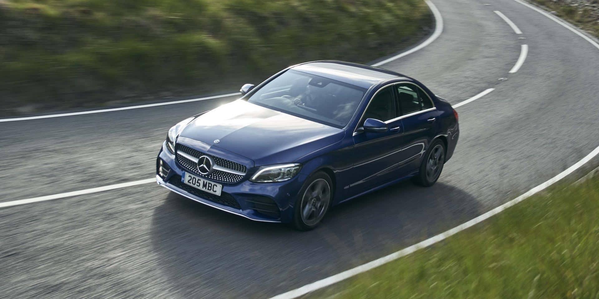 Mercedes-Benz C-Class test drive wallpaper | The Car Expert