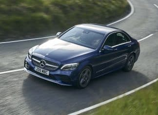 Mercedes-Benz C-Class test drive wallpaper | The Car Expert