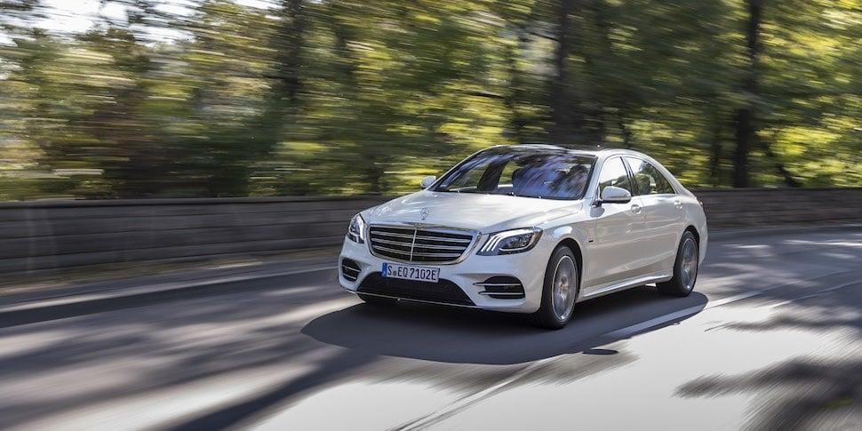 Mercedes-Benz S-Class –Best Christmas Sleighs 2018