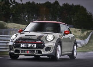 2019 Mini hatch John Cooper Works wallpaper 181221