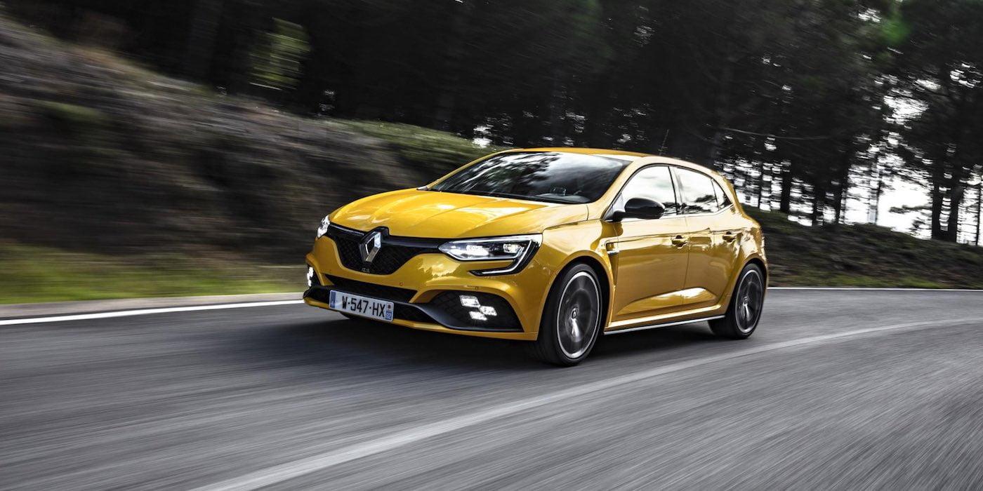 Renault Megane RS Trophy wallpaper | The Car Expert
