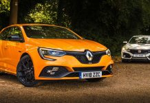 Renault Megane RS vs Honda Civic Type R | The Car Expert