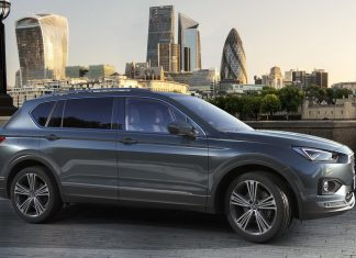 SEAT Tarraco prices and specifications